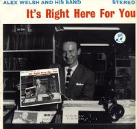 Alex Welsh and His Band - It's Right Here For You (SCX 3377) Green Label Stereo